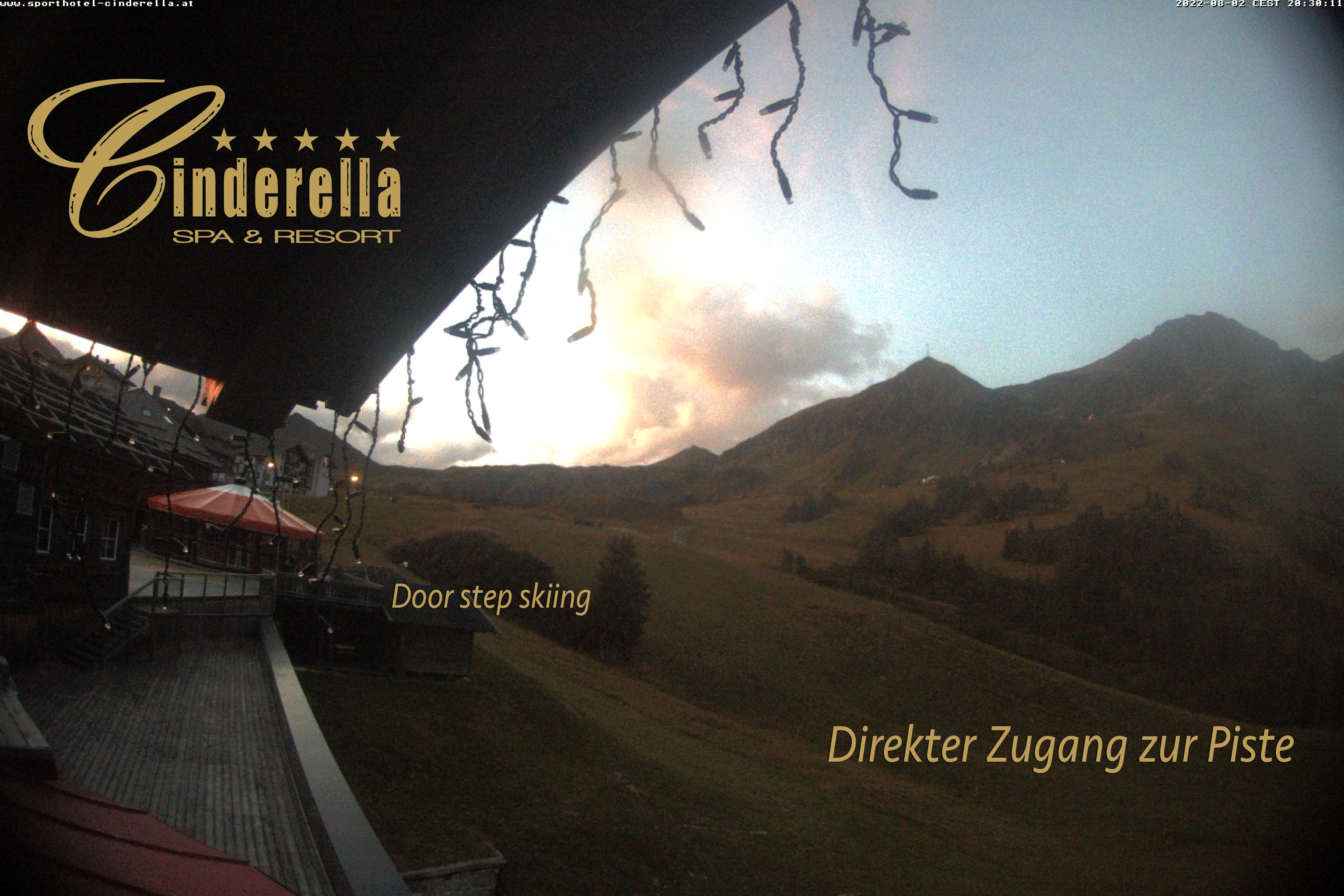Webcam ****Hotel Cinderella