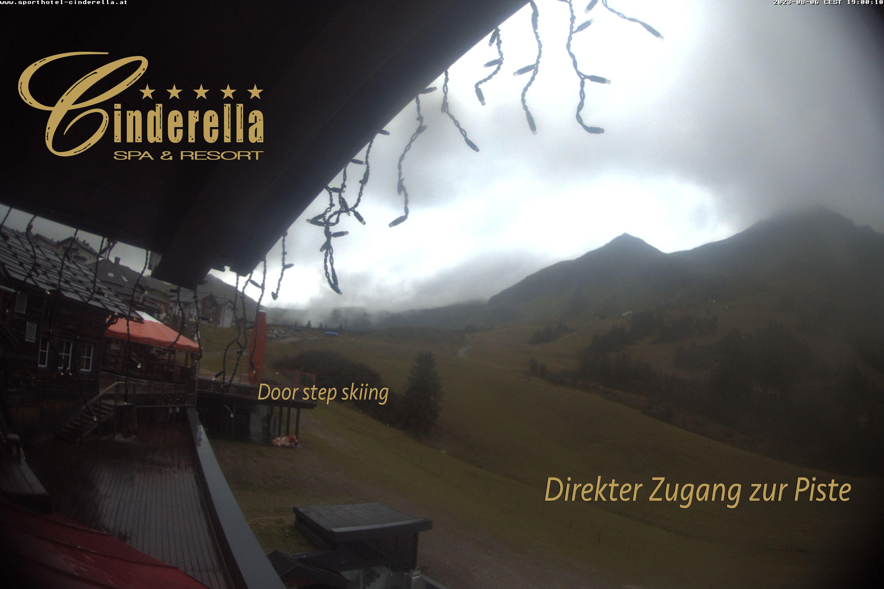 Webcam Obertauern Partymeile